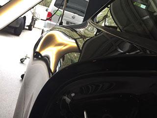 Black Porsche - Before